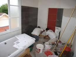 peindre carrelage salle de bain